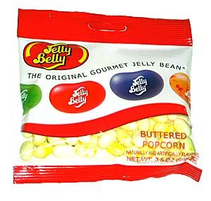 Jelly Belly Jelly Beans Buttered Popcorn Bags Candy Favorites