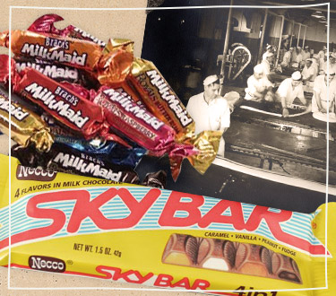 Vintage Retro Candy Candy Favorites